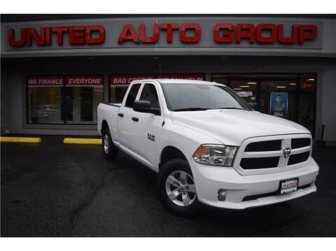 2018 RAM Ram Pickup 1500 for sale at United Auto Group in Putnam CT