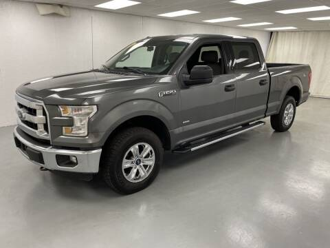 2015 Ford F-150 for sale at Kerns Ford Lincoln in Celina OH
