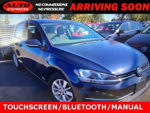 2018 Volkswagen Golf for sale at Auto Express in Lafayette IN
