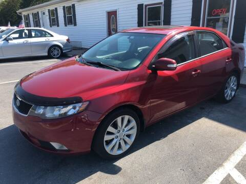 2010 Kia Forte for sale at NextGen Motors Inc in Mt. Juliet TN