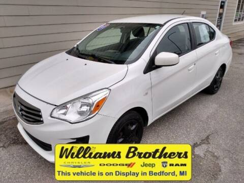 2017 Mitsubishi Mirage G4 for sale at Williams Brothers - Pre-Owned Monroe in Monroe MI