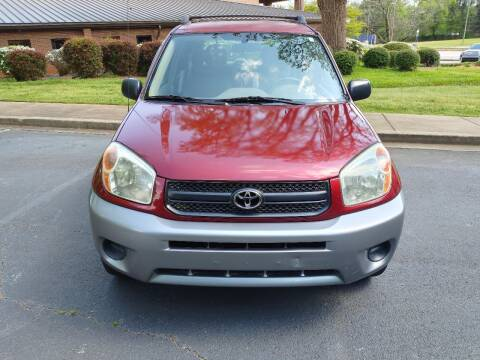 2005 Toyota RAV4 for sale at Wheels To Go Auto Sales in Greenville SC