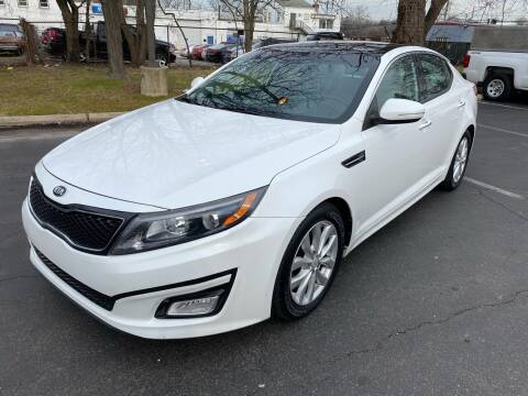2015 Kia Optima for sale at Car Plus Auto Sales in Glenolden PA