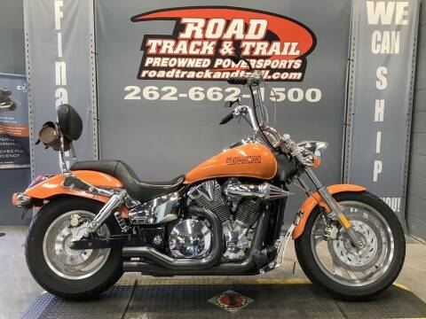 2005 Honda VTX™ 1300 C for sale at Road Track and Trail in Big Bend WI