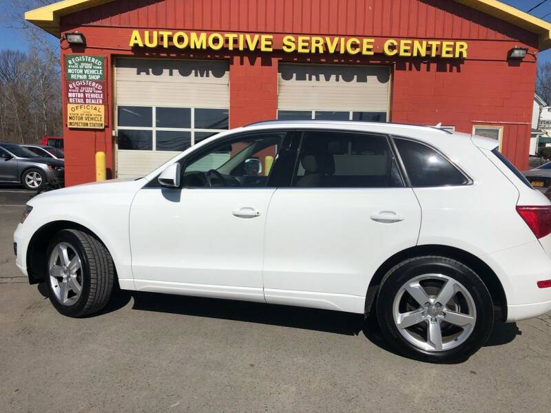 2012 Audi Q5 for sale at ASC Auto Sales in Marcy NY