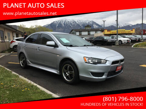 2014 Mitsubishi Lancer for sale at PLANET AUTO SALES in Lindon UT