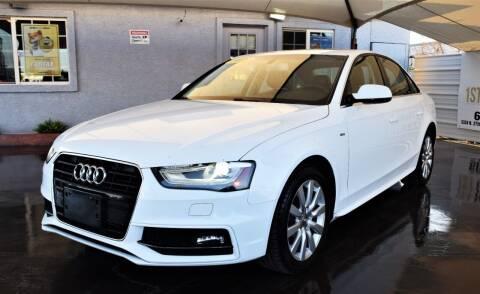 2015 Audi A4 for sale at 1st Class Motors in Phoenix AZ