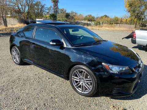 2012 Scion tC for sale at Quintero's Auto Sales in Vacaville CA