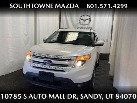 2015 Ford Explorer for sale at Southtowne Mazda of Sandy in Sandy UT
