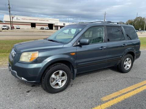 2006 Honda Pilot for sale at Double K Auto Sales in Baton Rouge LA