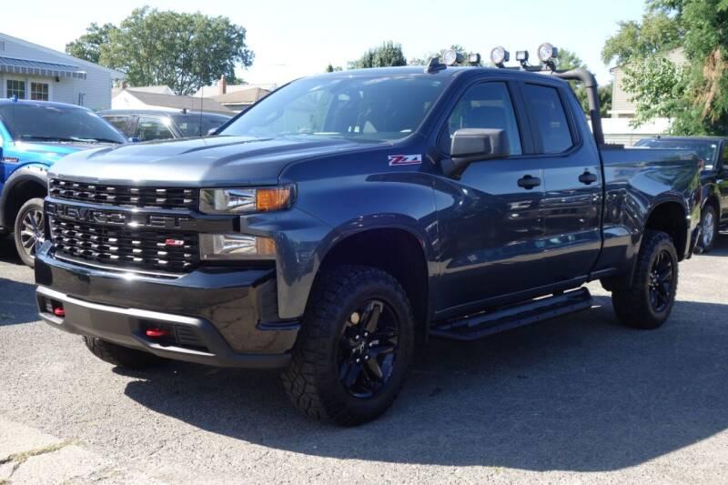 2020 Chevrolet Silverado 1500 for sale at Olger Motors, Inc. in Woodbridge NJ