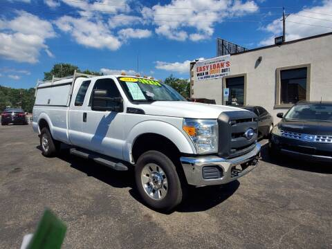 2013 Ford F-250 Super Duty for sale at Costas Auto Gallery in Rahway NJ