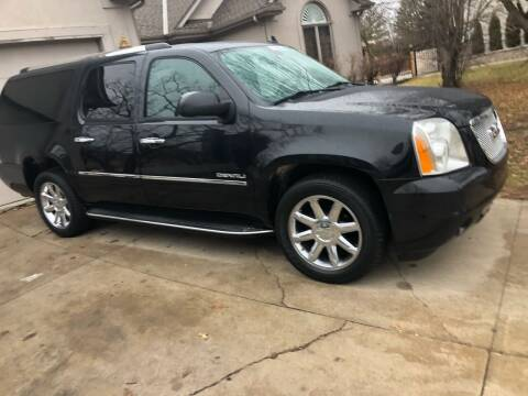 2013 GMC Yukon XL for sale at Nice Cars in Pleasant Hill MO