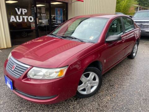 2007 Saturn Ion for sale at VP Auto in Greenville SC