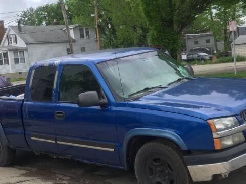 2003 Chevrolet Silverado 1500 for sale at Car Kings in Cincinnati OH