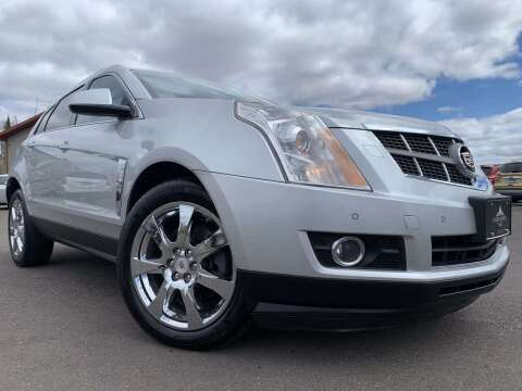2010 Cadillac SRX for sale at LUXURY IMPORTS in Hermantown MN