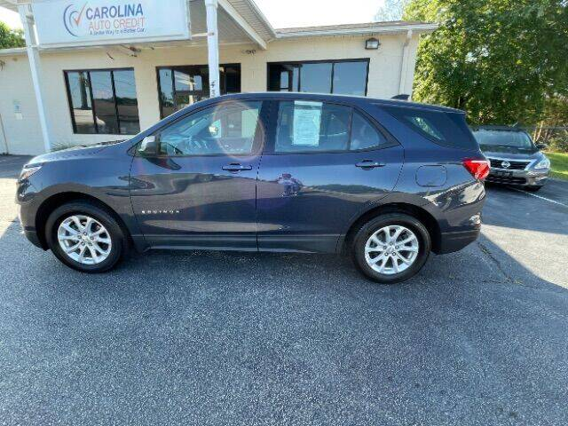 2019 Chevrolet Equinox for sale at Carolina Auto Credit in Youngsville NC