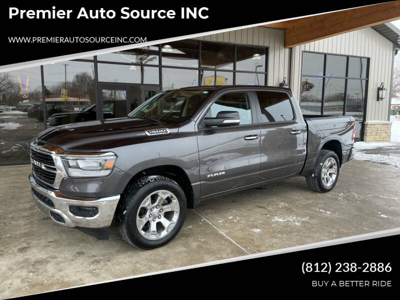 2020 RAM Ram Pickup 1500 for sale at Premier Auto Source INC in Terre Haute IN