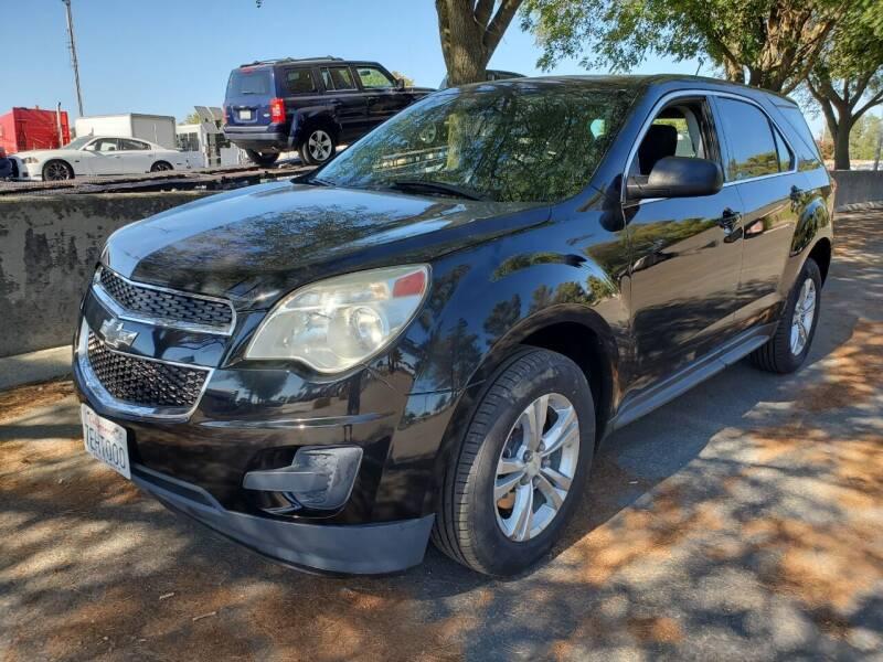 2014 Chevrolet Equinox for sale at Matador Motors in Sacramento CA