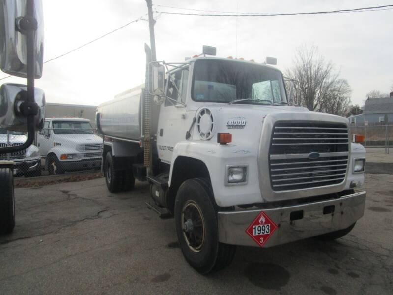 1994 Ford LN 8000 Oil Truck for sale at Lynch's Auto - Cycle - Truck Center in Brockton MA