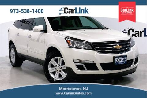 2014 Chevrolet Traverse for sale at CarLink in Morristown NJ