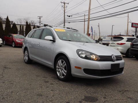 2014 Volkswagen Jetta for sale at East Providence Auto Sales in East Providence RI