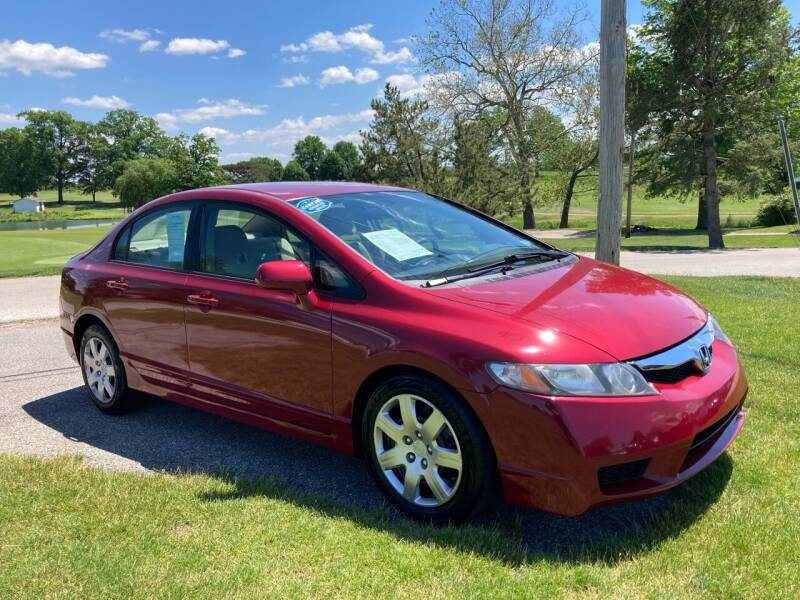 2009 Honda Civic for sale at Good Value Cars Inc in Norristown PA