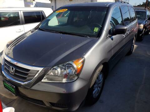 2010 Honda Odyssey for sale at Express Auto Sales in Los Angeles CA