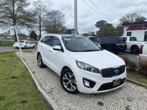 2016 Kia Sorento for sale at Beach Auto Brokers in Norfolk VA