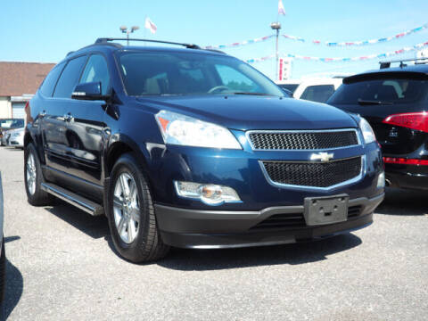 2012 Chevrolet Traverse for sale at Sunrise Used Cars INC in Lindenhurst NY
