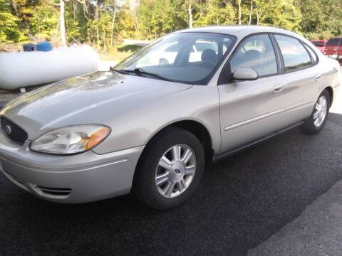 2007 Ford Taurus for sale at Clucker's Auto in Westby WI