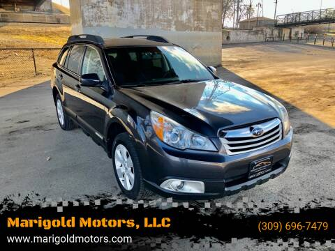 2012 Subaru Outback for sale at Marigold Motors, LLC in Pekin IL