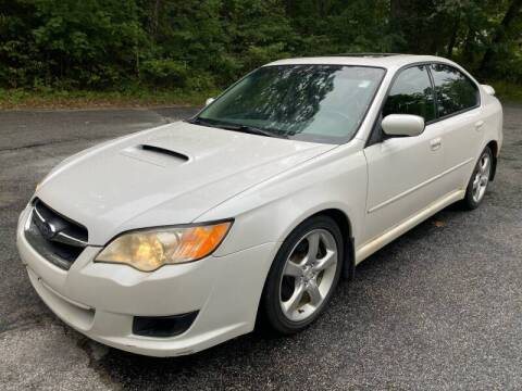 2009 Subaru Legacy for sale at Kostyas Auto Sales Inc in Swansea MA