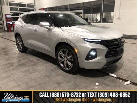 2020 Chevrolet Blazer for sale at Gary Uftring's Used Car Outlet in Washington IL