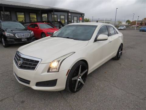 2013 Cadillac ATS for sale at Central Auto in South Salt Lake UT