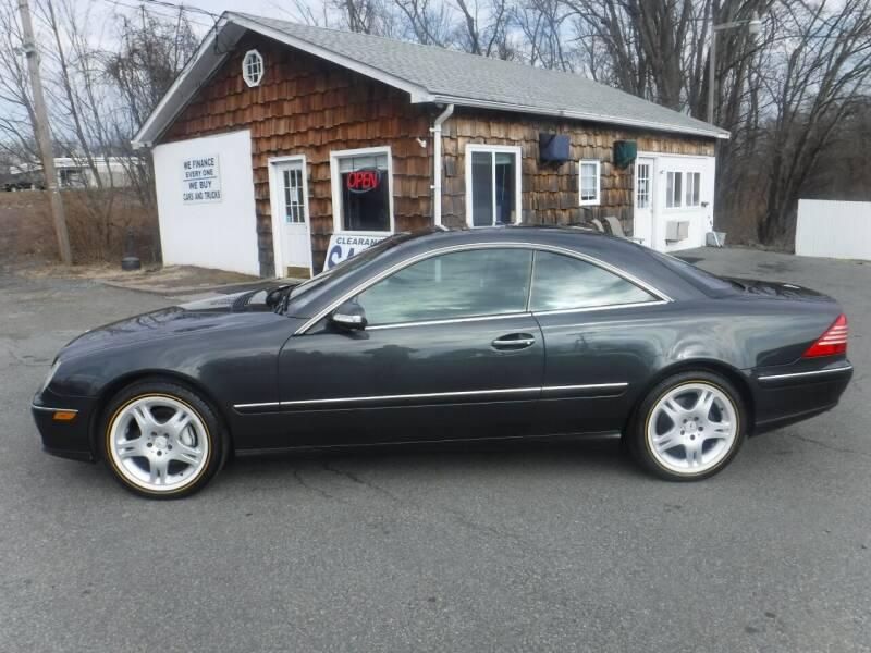 2004 Mercedes-Benz CL-Class for sale at Trade Zone Auto Sales in Hampton NJ