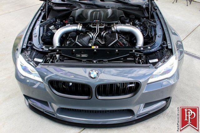 2013 BMW M5 54