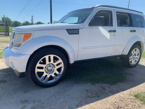 2011 Dodge Nitro for sale at FAIR DEAL AUTO SALES INC in Houston TX
