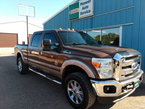 2011 Ford F-350 Super Duty for sale at Halvorson Auto in New Rockford ND