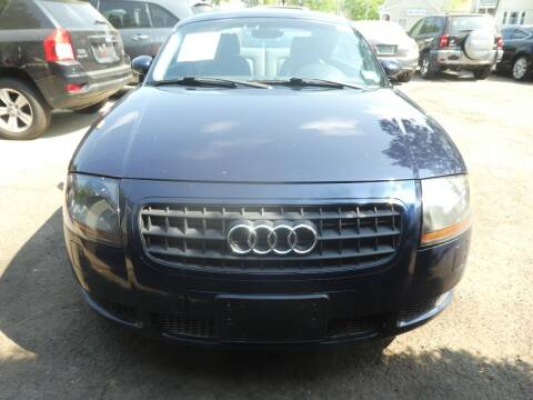 2003 Audi TT for sale at Wheels and Deals in Springfield MA