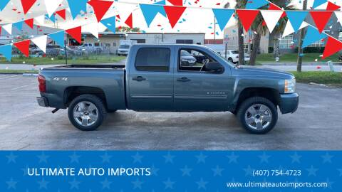 2011 Chevrolet Silverado 1500 for sale at ULTIMATE AUTO IMPORTS in Longwood FL