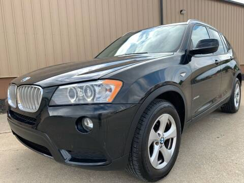 2011 BMW X3 for sale at Prime Auto Sales in Uniontown OH
