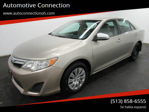 2013 Toyota Camry for sale at Automotive Connection in Fairfield OH