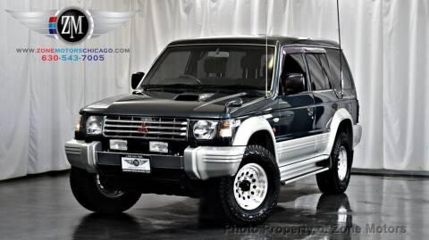 1994 Mitsubishi PAJERO for sale at ZONE MOTORS in Addison IL
