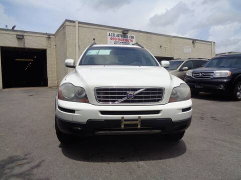 2007 Volvo XC90 for sale at ACH AutoHaus in Dallas TX