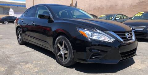 2017 Nissan Altima for sale at Cars 2 Go in Clovis CA