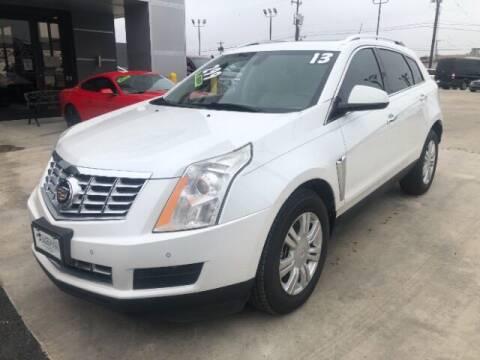 2013 Cadillac SRX for sale at Eurospeed International in San Antonio TX