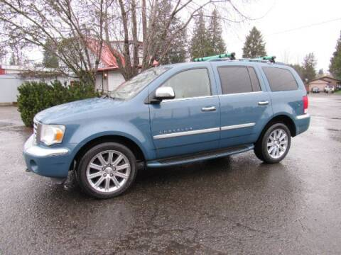 2009 Chrysler Aspen for sale at Triple C Auto Brokers in Washougal WA