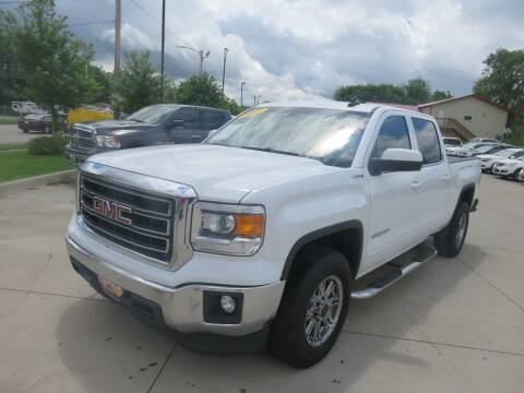 2015 GMC Sierra 1500 for sale at Azteca Auto Sales LLC in Des Moines IA