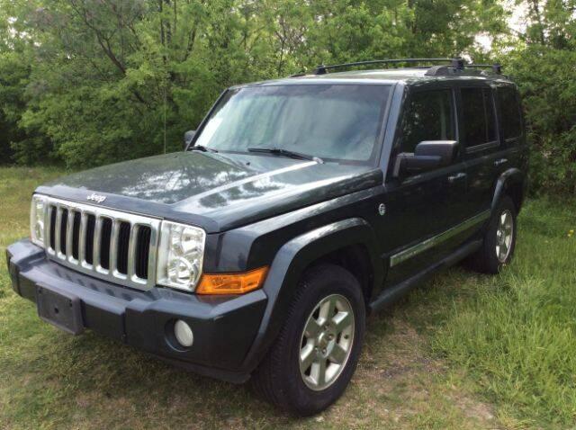 2008 Jeep Commander for sale at Allen Motor Co in Dallas TX